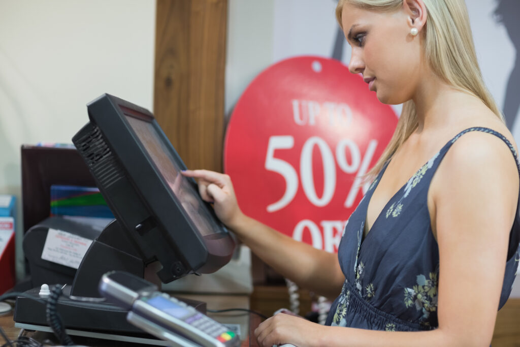 Retail Epos solutions